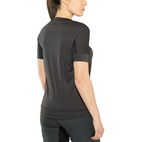 Cube AM Jersey T-shirt Ronde Hals Dames, black